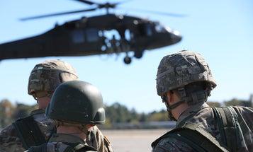 The Army's Black Hawk fleet has a serious mishap problem