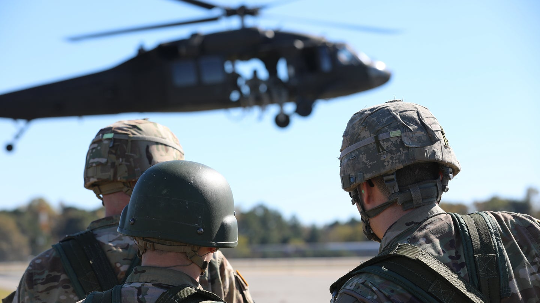 3 New York National Guardsmen killed in helicopter crash