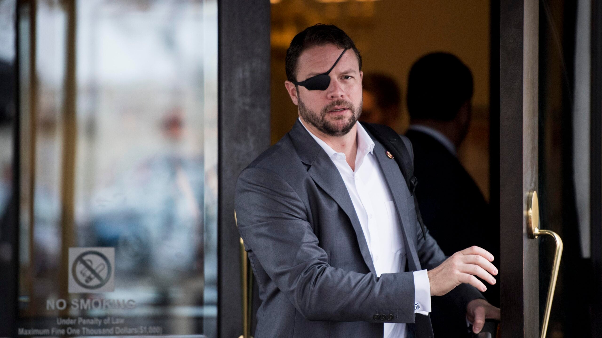 Vet groups call on Congress to investigate Dan Crenshaw's alleged smearing of a sexual assault victim