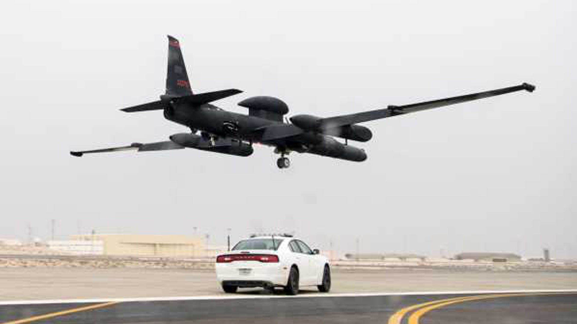 An AI just helped an Air Force pilot fly a U-2 spy plane during a simulated missile strike