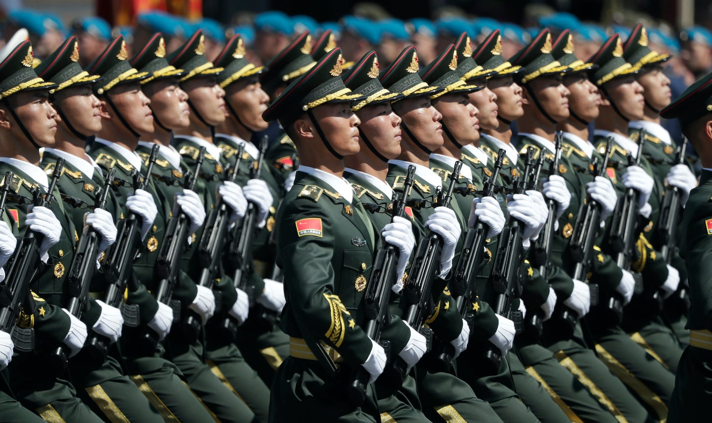 No, the US didn't bomb 50,000 Chinese troops as they tried to invade Maine