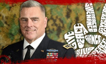 America's top general to Taliban: Give peace a chance
