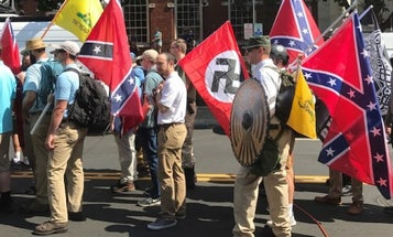 An Alleged Charlottesville White Supremacist Reportedly Works As A Defense Contractor With Security Clearance