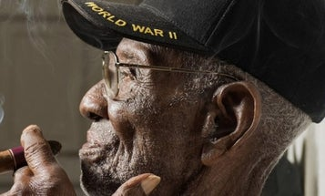 Thieves Drained The Savings Of America's Oldest Living Veteran. The Bank Made It Right