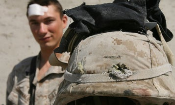 Lawmakers Are Pushing To Make It Easier For Wounded Troops To Keep Battle-Damaged Gear