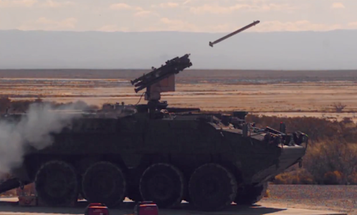 Get A Taste Of The Army's Next Short-Range Air Defense System With This Explosive Video