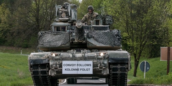 US Troops Are Staying In Germany, The White House And Pentagon Say