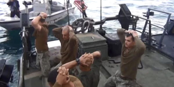 Iran Constantly Harassed The US Navy Under Obama. That Stopped Under Trump