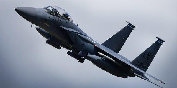 Inside The Splendor And The Glory Of The Pentagon's Secret Fighter Pilot Bar