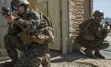 Is The Deck Stacked Against Being A Marine Officer And A Mother?