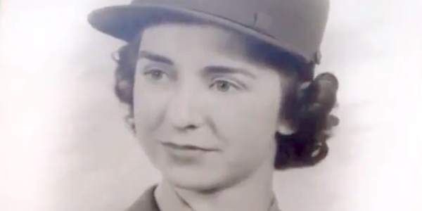One Of The First Female Soldiers To Join The Army During World War II Has Died