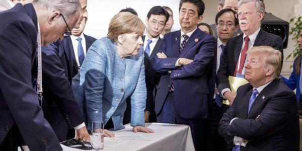 Trump's Pressure On NATO Is Working, US Ambassador Claims