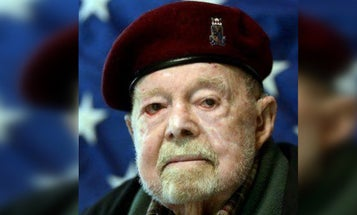 One Of The Few World War II Paratroopers To Make 4 Combat Jumps With The 82nd Airborne Has Died