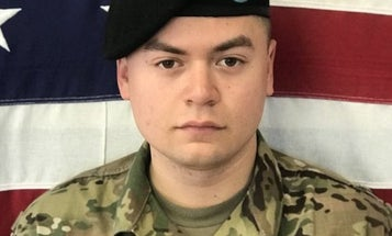 DoD Identifies US Service Member Killed In Apparent Insider Attack In Afghanistan