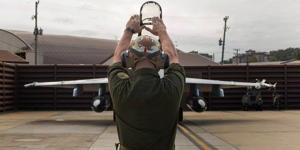 Marines Will Offer Up To $210K To Keep Pilots From Leaving