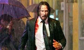 Keanu Reeves Prepares For War In 'John Wick 3: Parabellum'