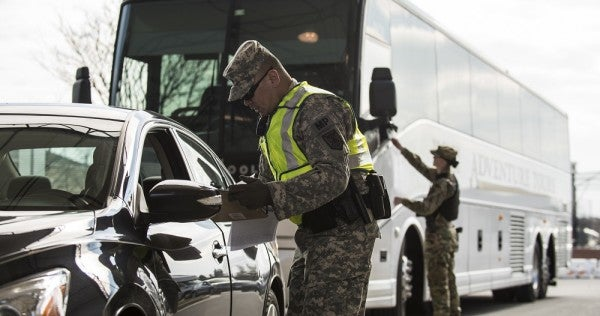 Deploying Soldier's In-Laws Face Deportation For Trying To Visit Him On Base