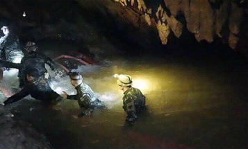 Thai SEAL Cave Divers Have Rescued The Last Of The 12 Lost Boys