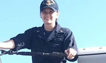 Navy Destroyer Mourns 'One Of Our Bright Shining Stars' After Red Sea Mishap