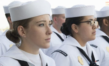 The Navy Is Finally Giving Female Sailors A Chance To Let Their Hair Down