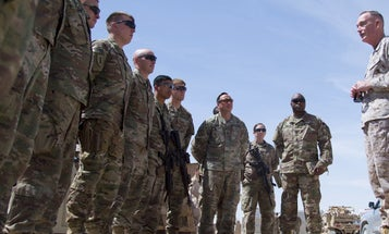 The US May Conduct A Review Of Its Strategy In Afghanistan, For The 50,000th Time