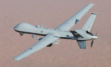 Hackers Stole A Reaper Drone Manual From An Air Force Captain And Tried To Sell It For $150