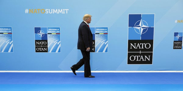 What NATO Might Actually Look Like Following A US Withdrawal: A View From 2026