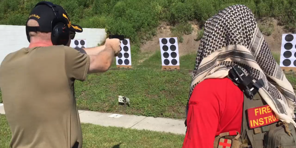Meet The Vets And Ex-Law Enforcement Officers Training To Save Children From School Shootings