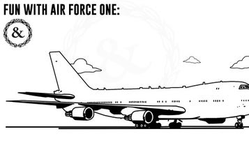 How Would You Repaint Air Force One To Make It Look 'More American'?