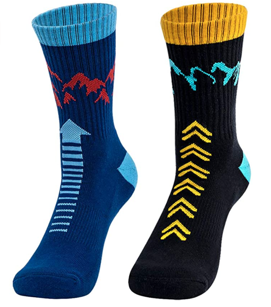 Stay warm and dry with these 6 high-quality hiking socks