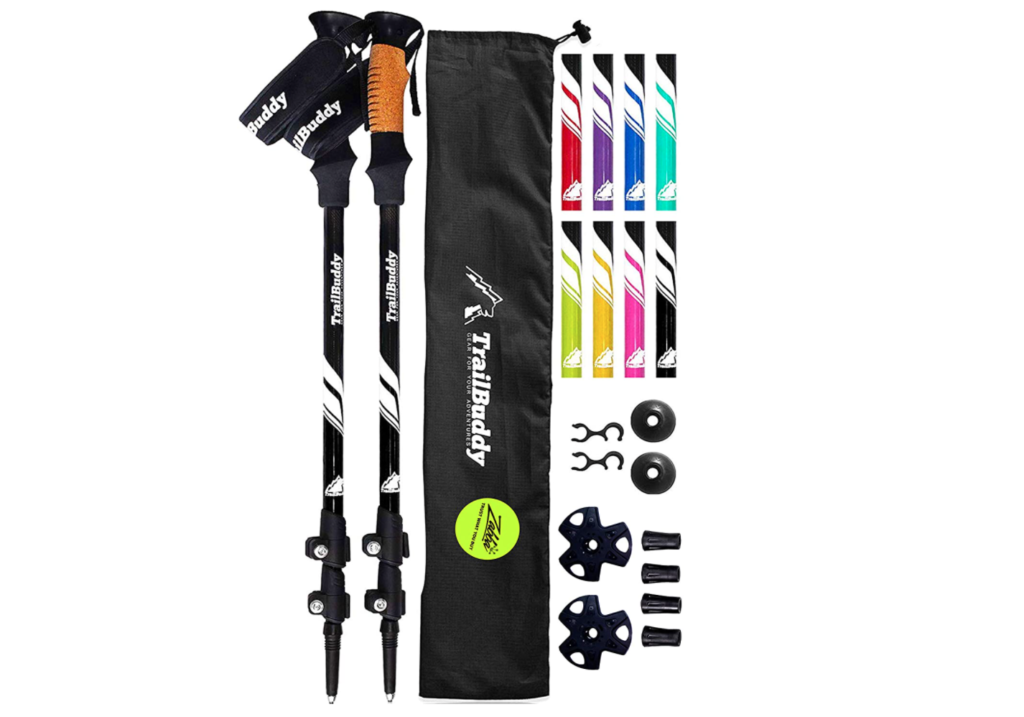 Hit the trails in style with these 7 top-rated hiking poles