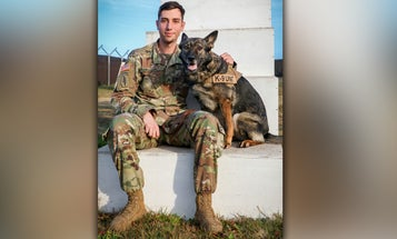 'She's the best dog in the world' — Soldier and dog build unbreakable friendship together