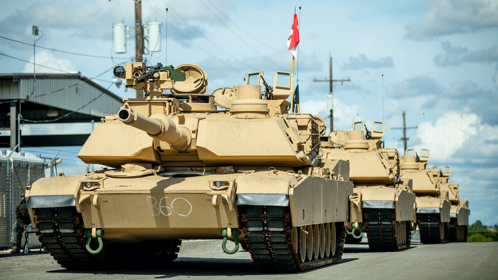 The Army is going all-in on its souped-up new M1 Abrams tank