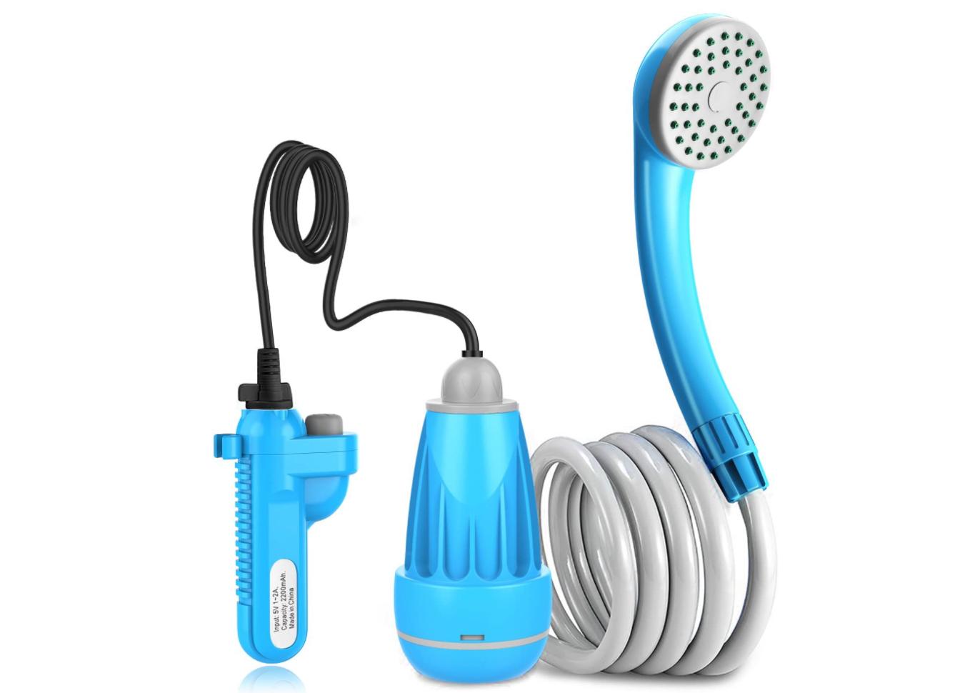 2-Camplux Outdoor Water Heater