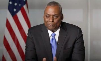 Retired Army Gen. Lloyd Austin confirmed as your next defense secretary