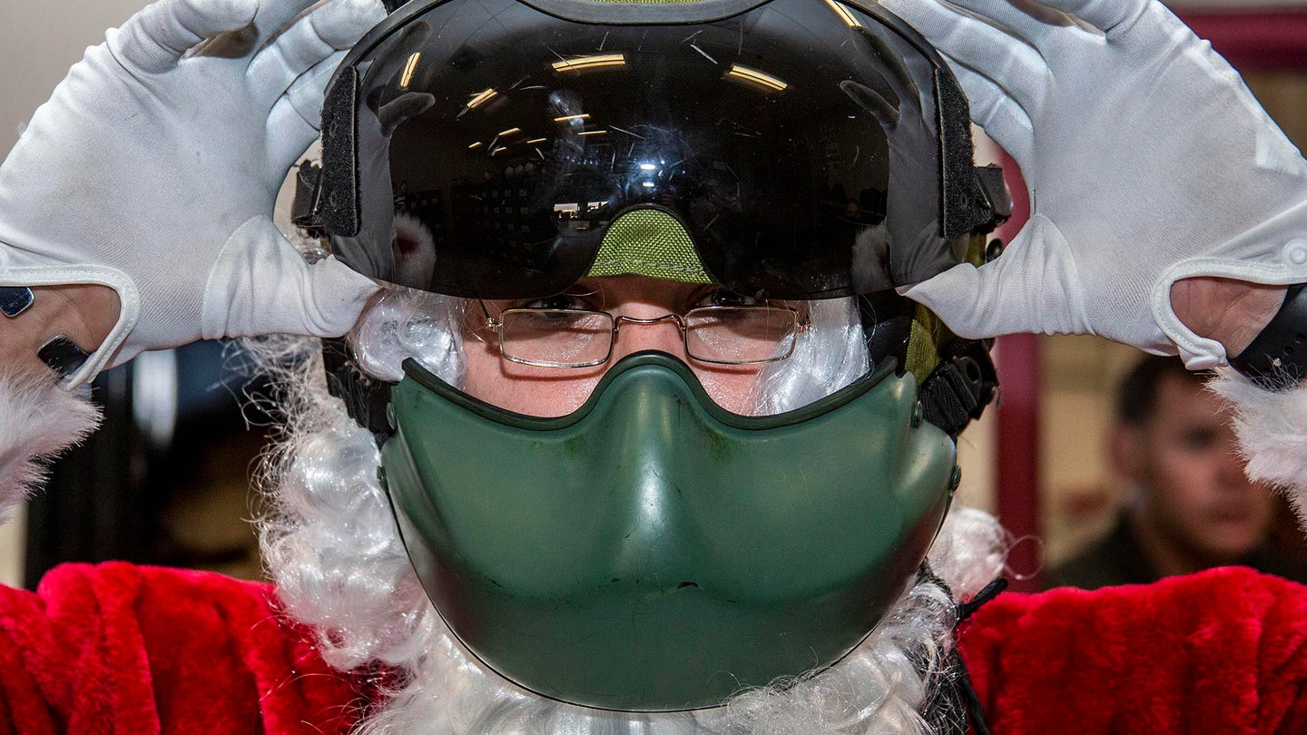 Here are the new toys that Congress is giving the Pentagon for Christmas