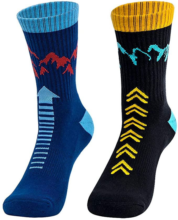 Stay warm and dry with the best hiking socks
