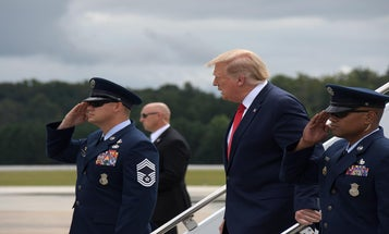 Trump vetoes defense policy bill that authorizes special pay for troops