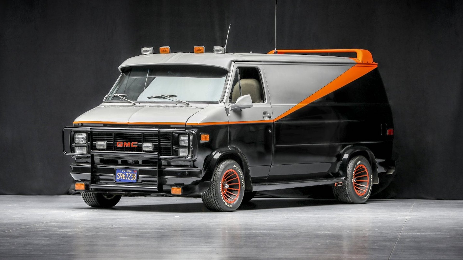 You can now score your very own 'The A-Team' van
