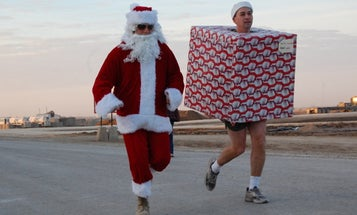 5 things I actually miss about being deployed on Christmas