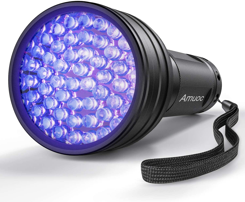 Amuoc UV Flashlight