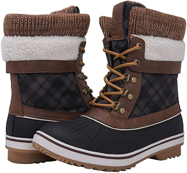 Globalwin Women's Duck Boots