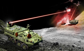 The Army is gearing up for a laser Stryker shoot-off