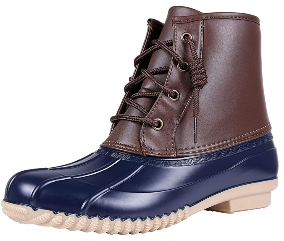 Keep your feet dry with these 6 cozy duck boots for women