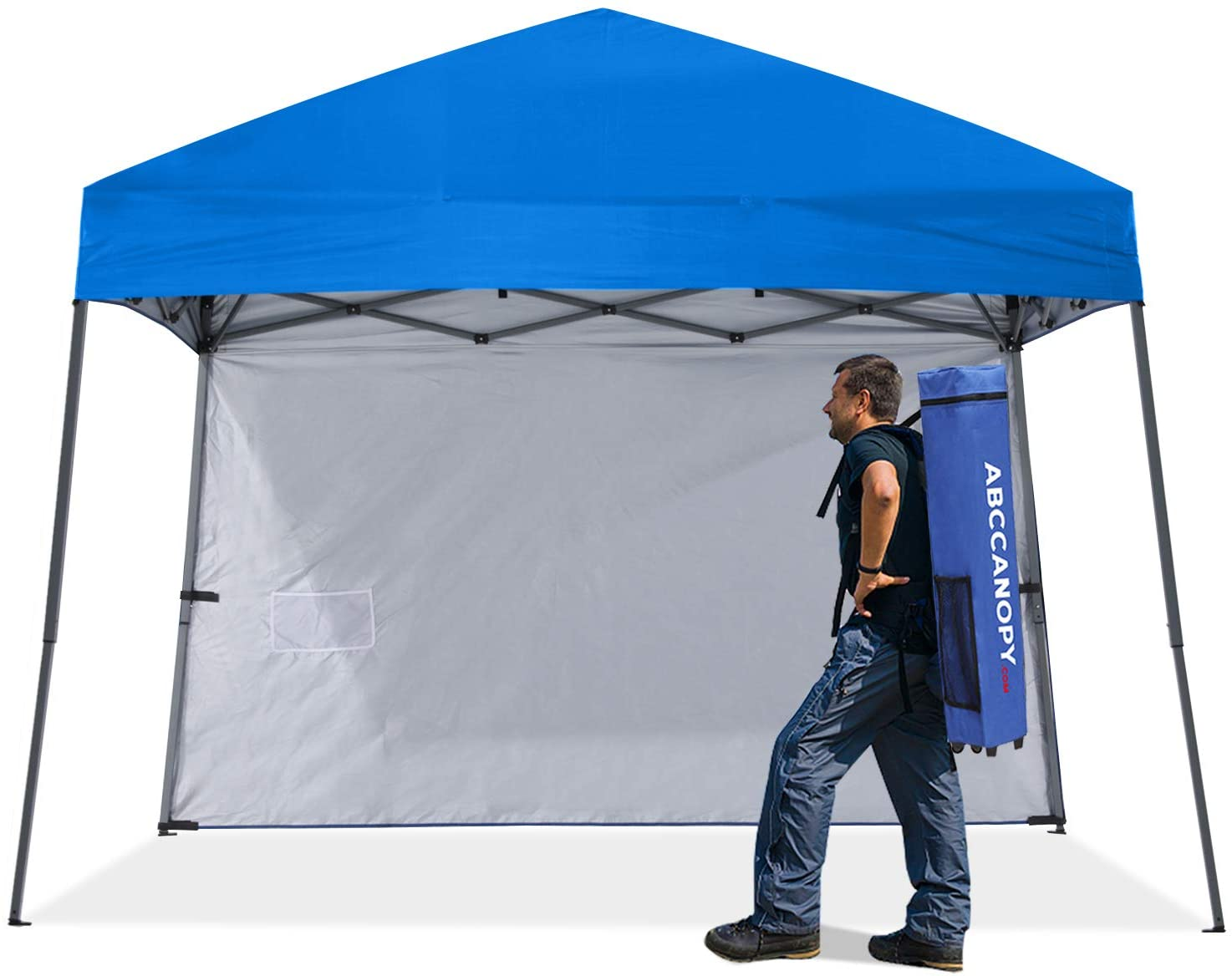ABCCanopy Outdoor Pop-Up Wall Tent