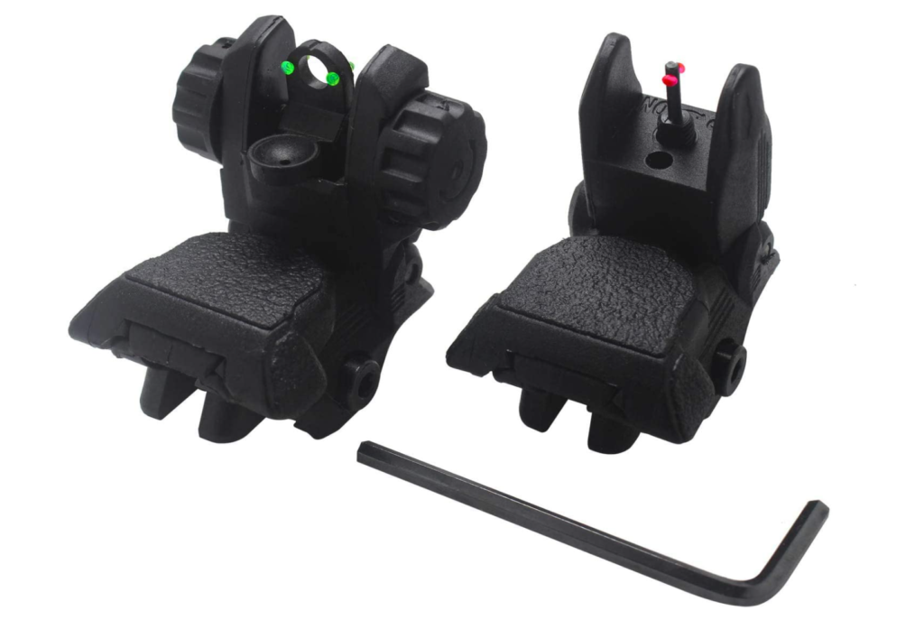 Stay in the fight with these 6 affordable backup iron sights