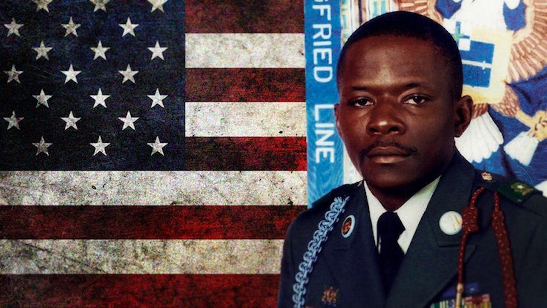 Sgt. 1st Class Alwyn Cashe