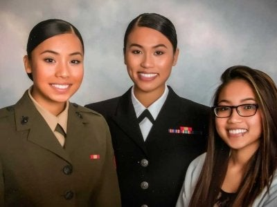 How Marine Corps culture silenced a sexual assault victim