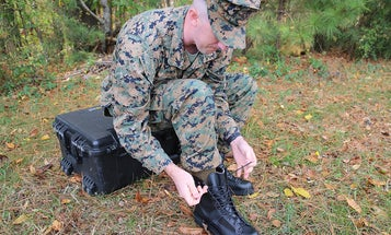 Marines are getting new boots to keep their feet toasty in -20 degree weather