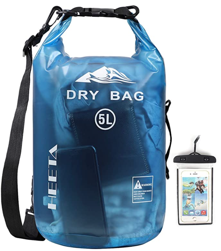 Stay high and dry with these waterproof backpacks